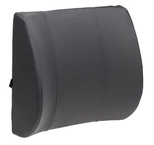 Duro-Med Relax-a-Bac Lumbar Support Cushion  sc 1 st  Back Pain Health Center : back support office chairs - Cheerinfomania.Com