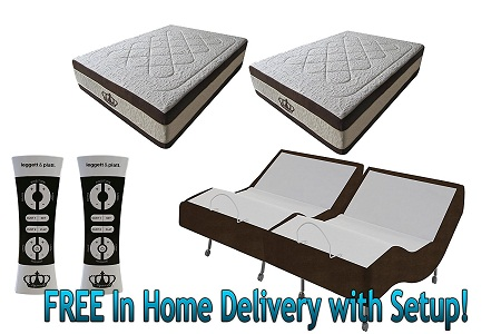 The Best Mattress For Adjustable Bed 2017 Reviews And